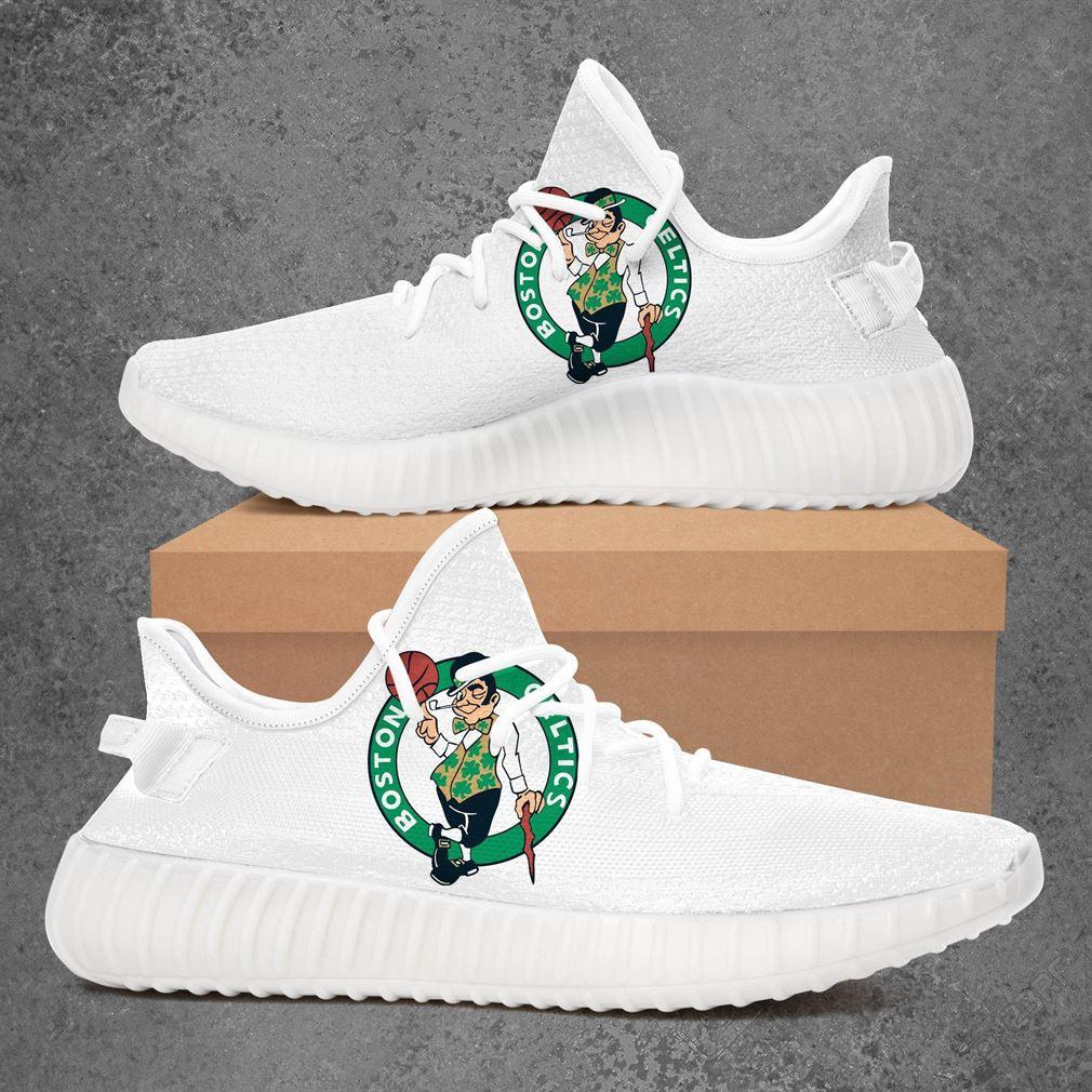 Boston Celtics Nfl Football Yeezy Sneakers Shoes