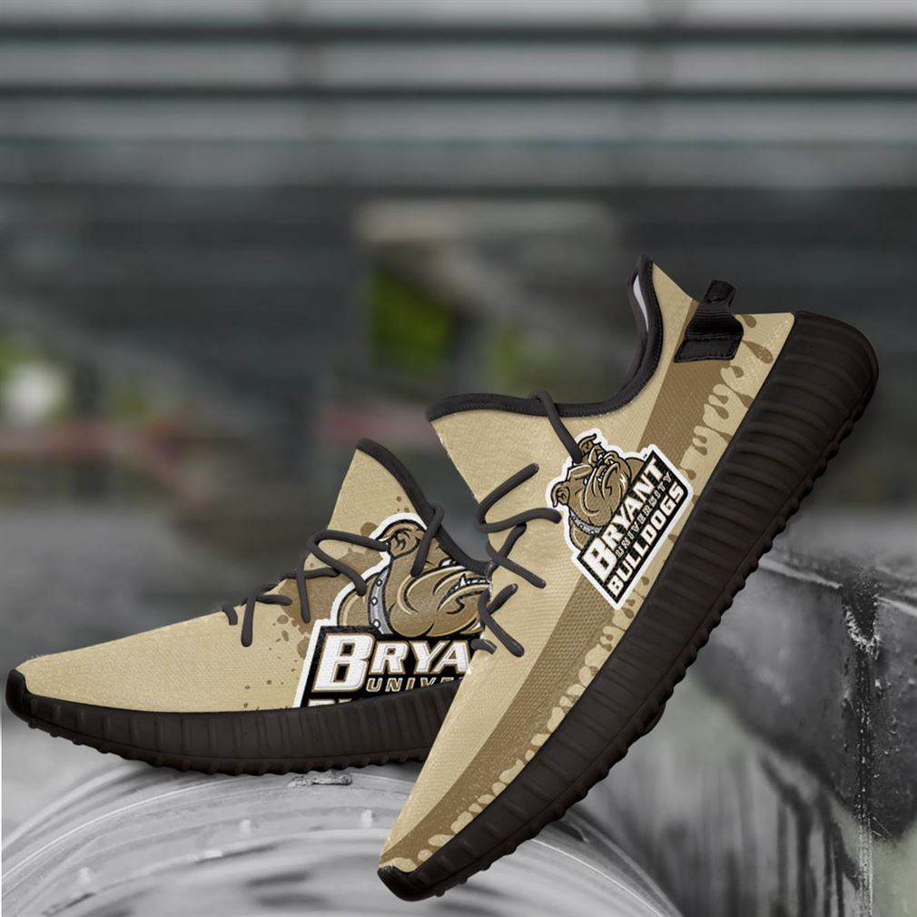 Bryant Bulldogs Ncaa Yeezy Sneakers Shoes