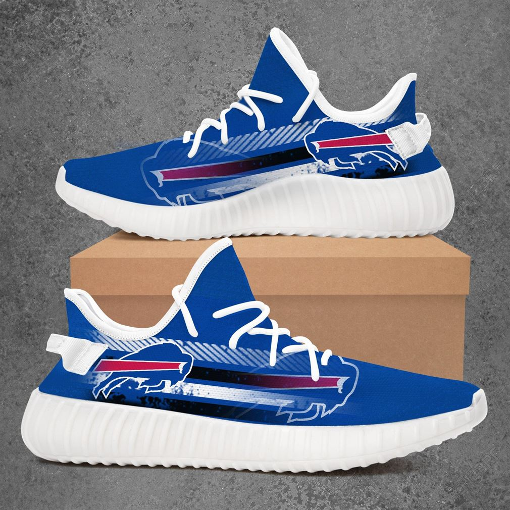 Buffalo Bills Nfl Football Yeezy Sneakers Shoes