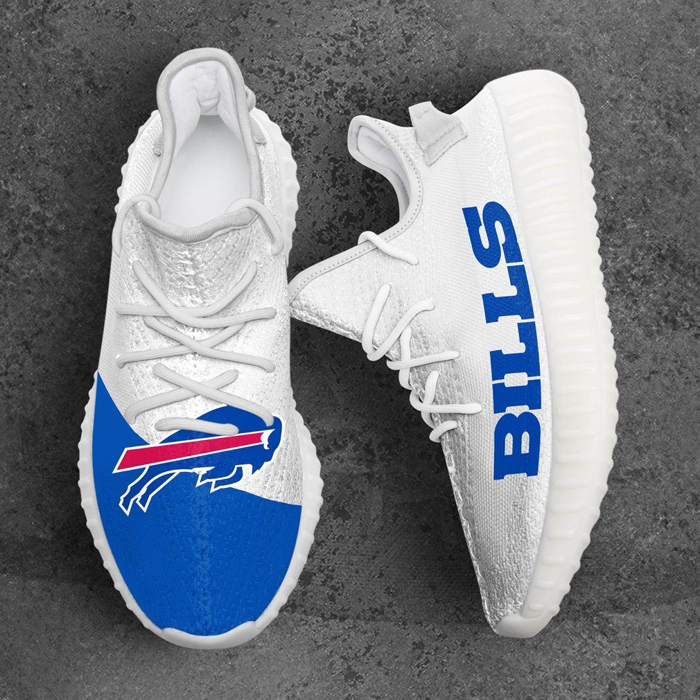 Buffalo Bills Nfl Sport Teams Yeezy Sneakers Shoes