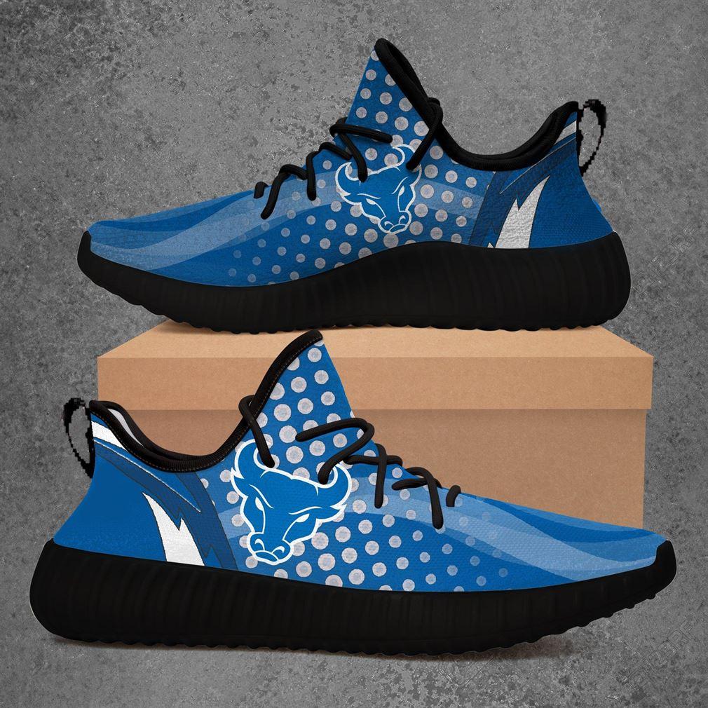 Buffalo Bulls Ncaa Sport Teams Yeezy Sneakers Shoes