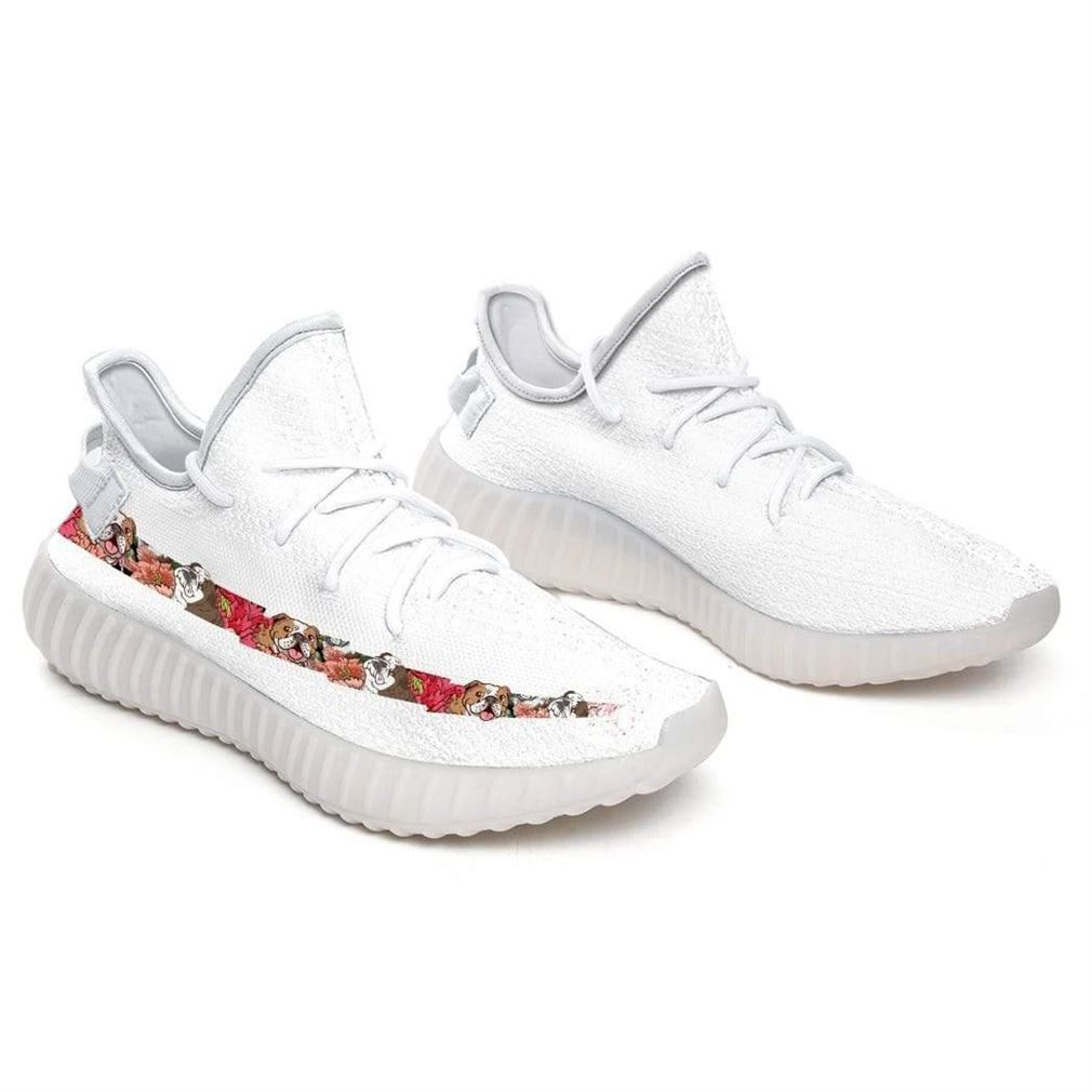 Bull Dogs Yeezy Sneakers Shoes