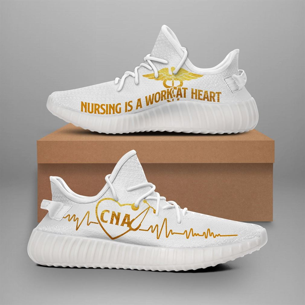 Canadian Nurses Association Runing Yeezy Sneakers Shoes