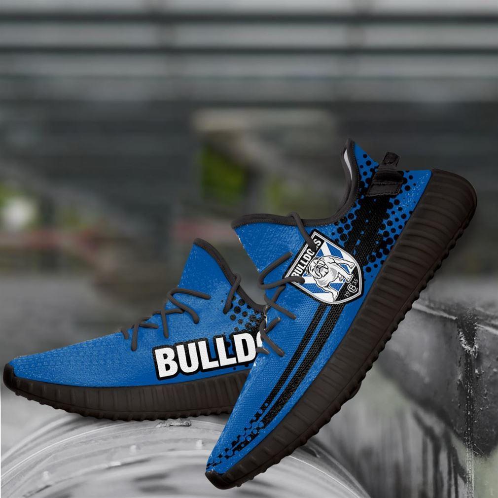 Canterbury-bankstown Bulldogs Nrl Yeezy Sneakers Shoes