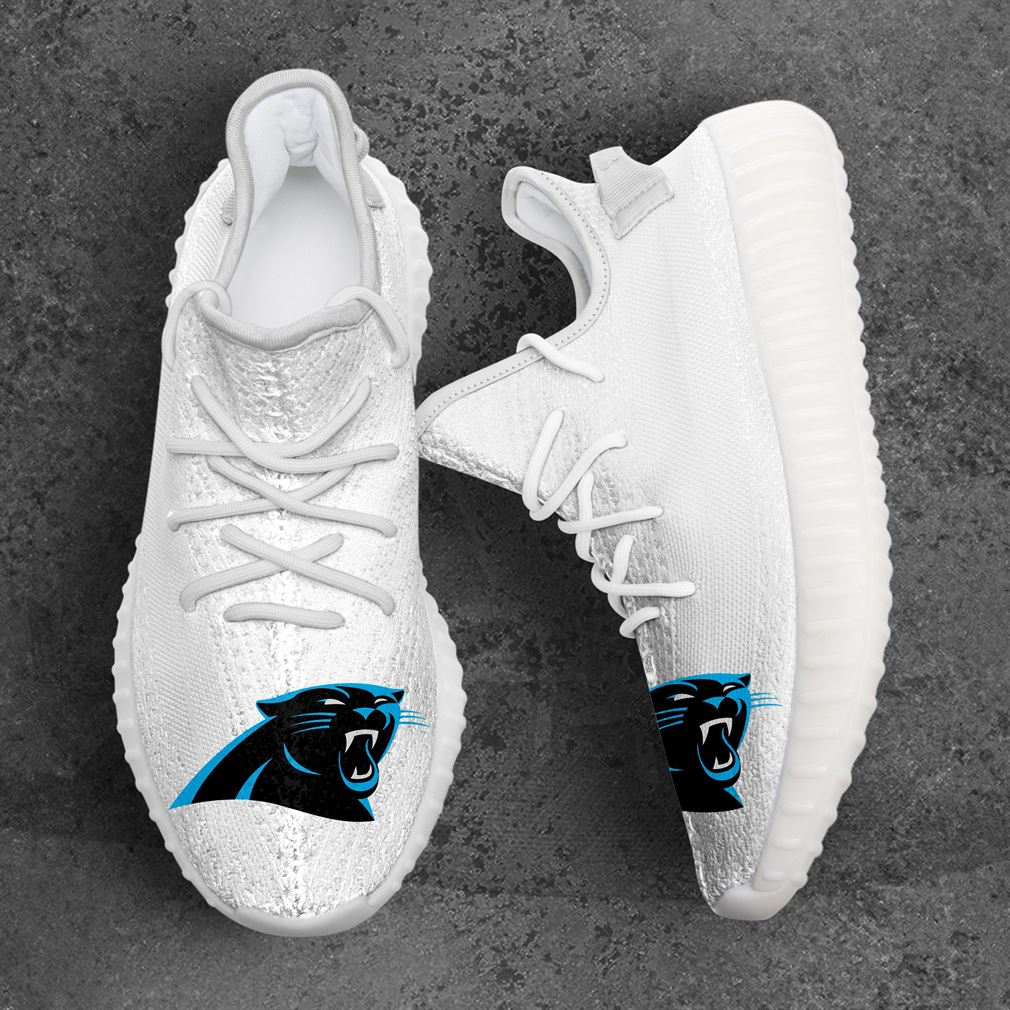 Carolina Panthers Nfl Sport Teams Yeezy Sneakers Shoes
