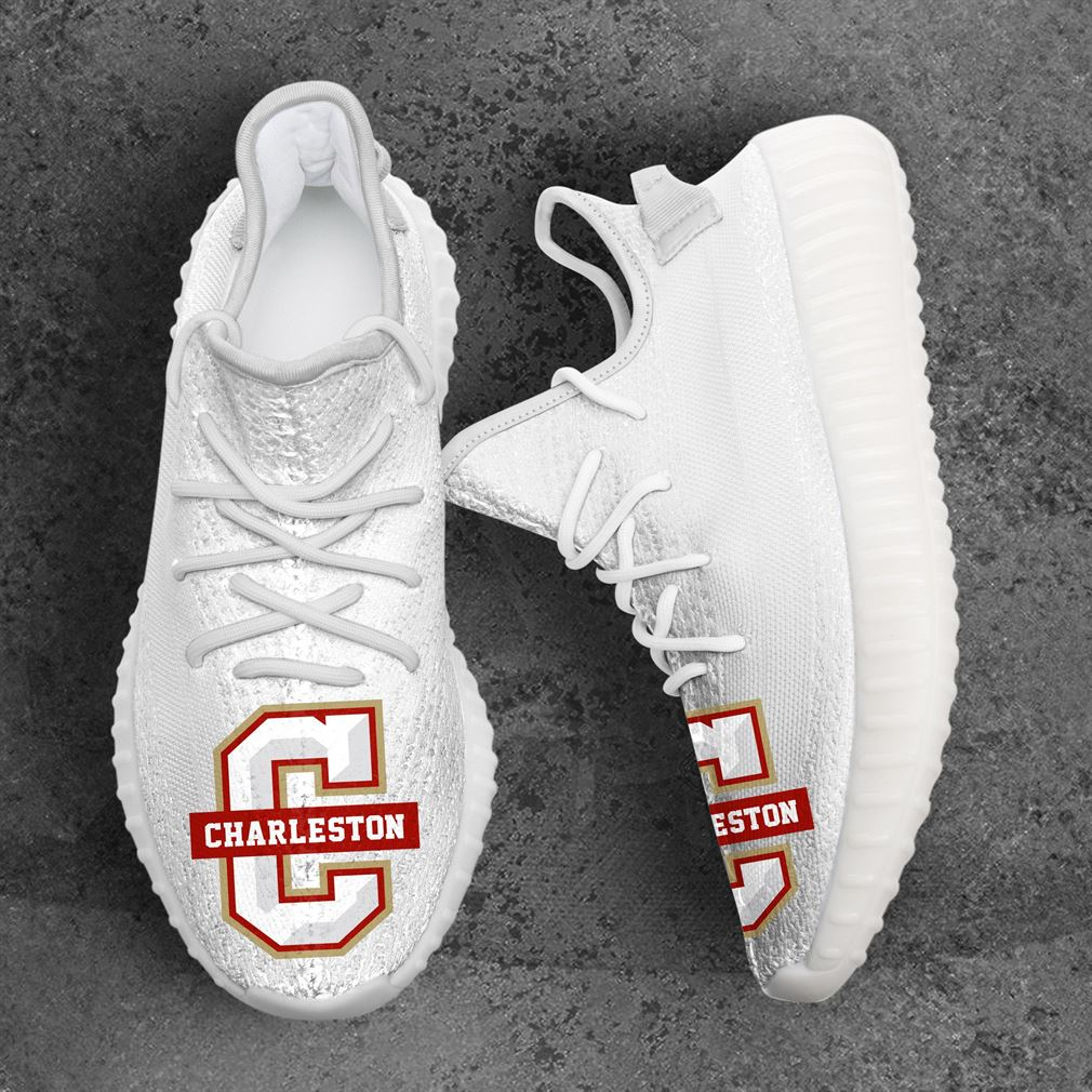 Charleston Southern Buccaneers Ncaa Sport Teams Yeezy Sneakers Shoes
