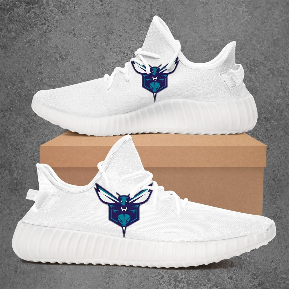 Charlotte Hornets Nfl Football Yeezy Sneakers Shoes