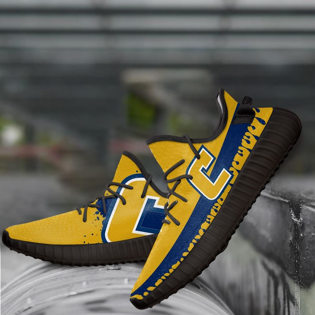 Chattanooga Mocs Ncaa Yeezy Sneakers Shoes