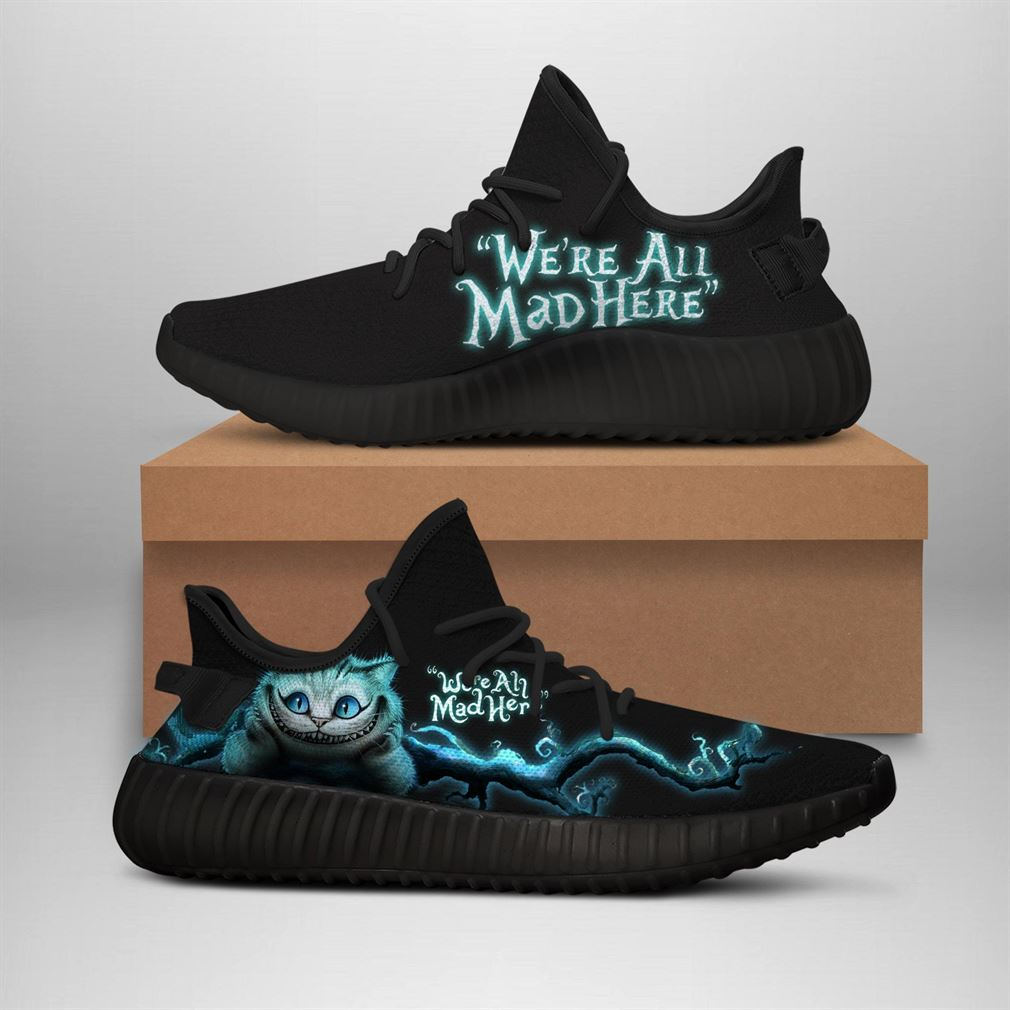 Cheshire Cat Yeezy Sneakers Shoes