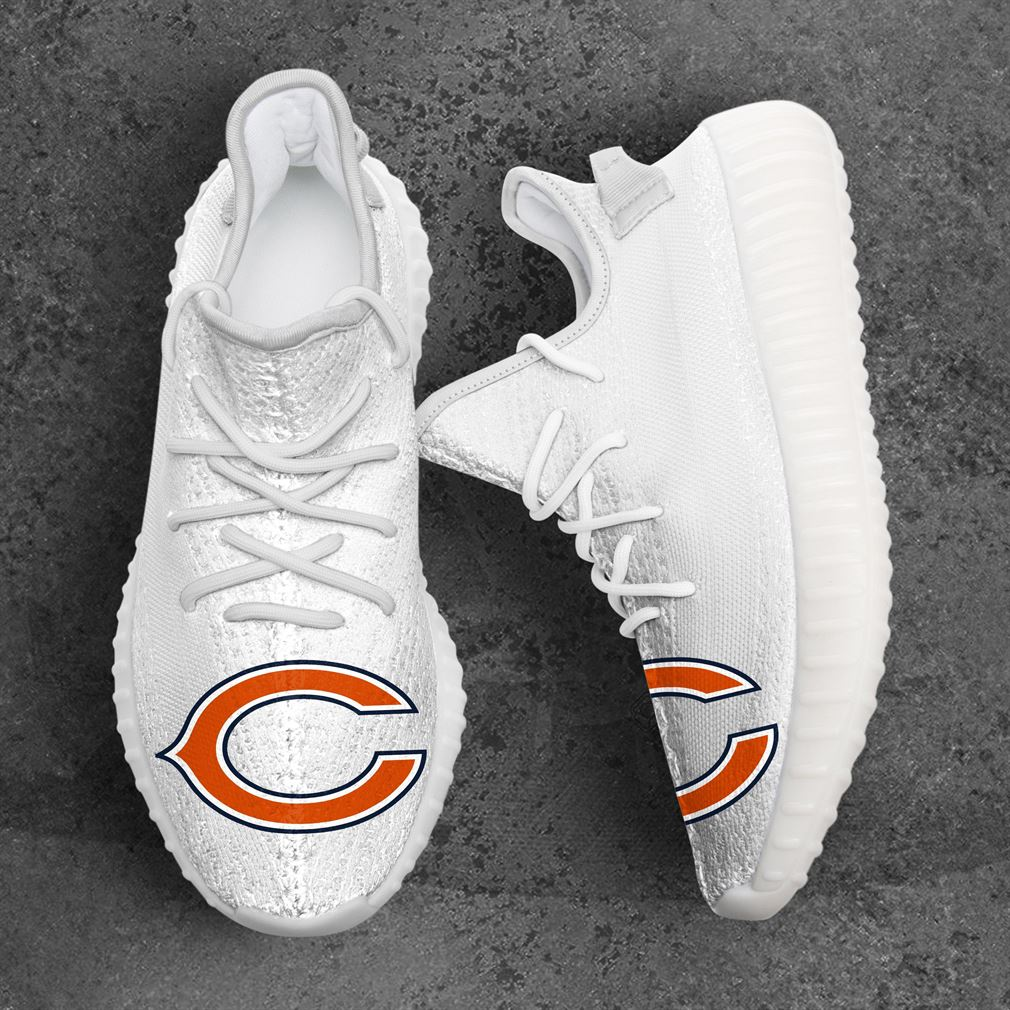 Chicago Bears Nfl Sport Teams Yeezy Sneakers Shoes