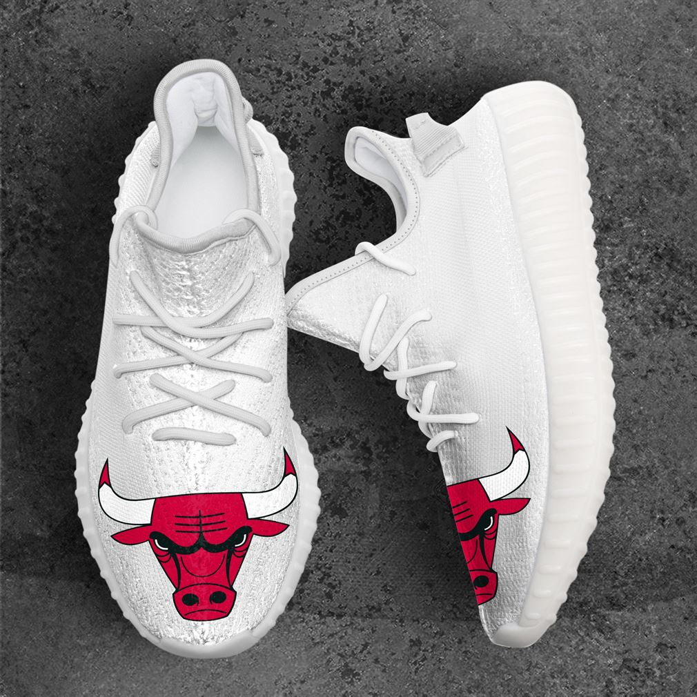 Chicago Bulls Nba Sport Teams Yeezy Sneakers Shoes Fiwov