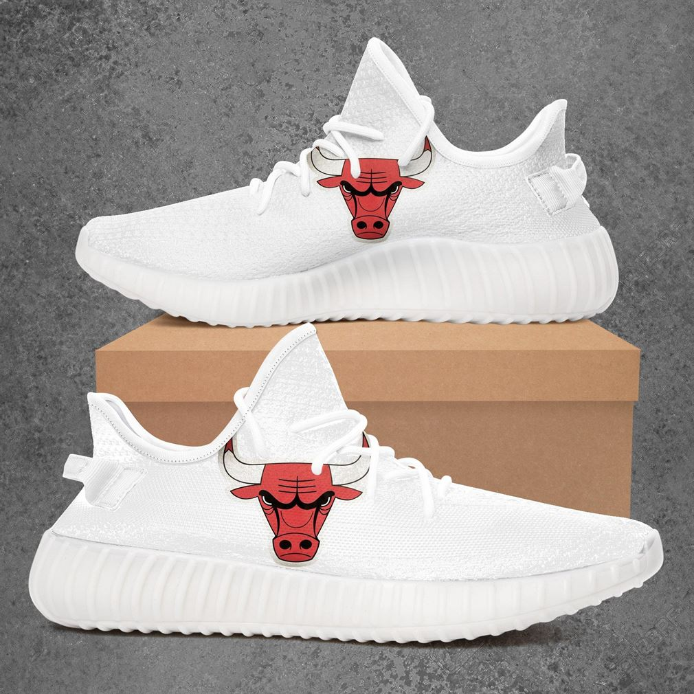 Chicago Bulls Nfl Football Yeezy Sneakers Shoes