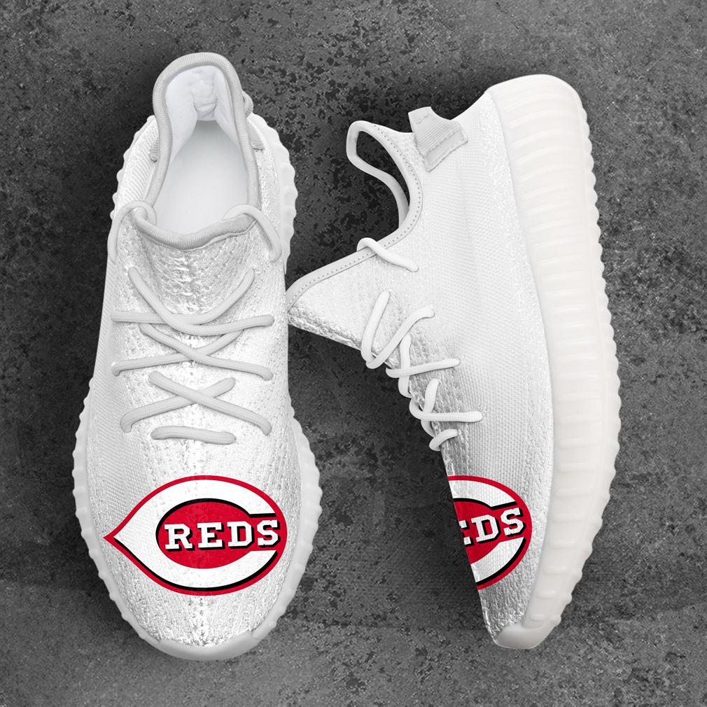 Cincinnati Reds Mlb Sport Teams Yeezy Sneakers Shoes