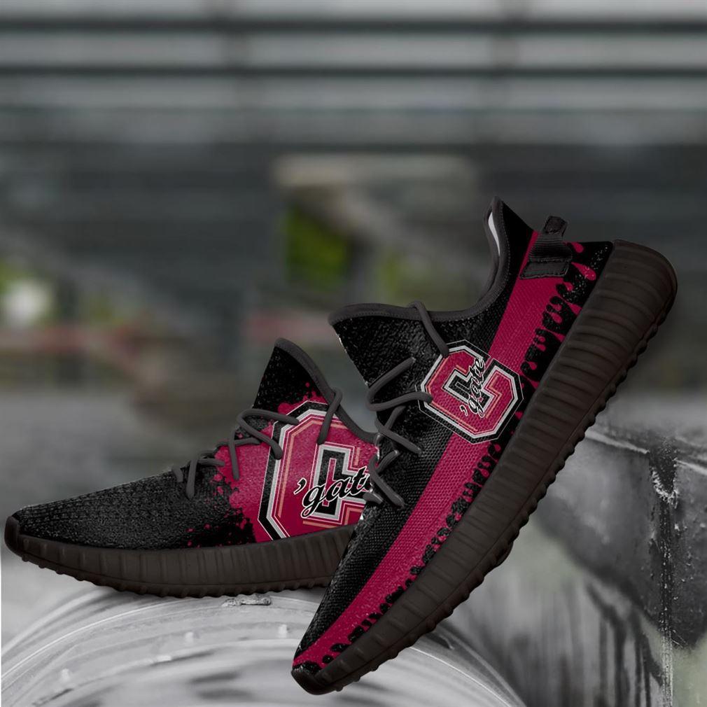 Colgate Raiders Ncaa Yeezy Sneakers Shoes