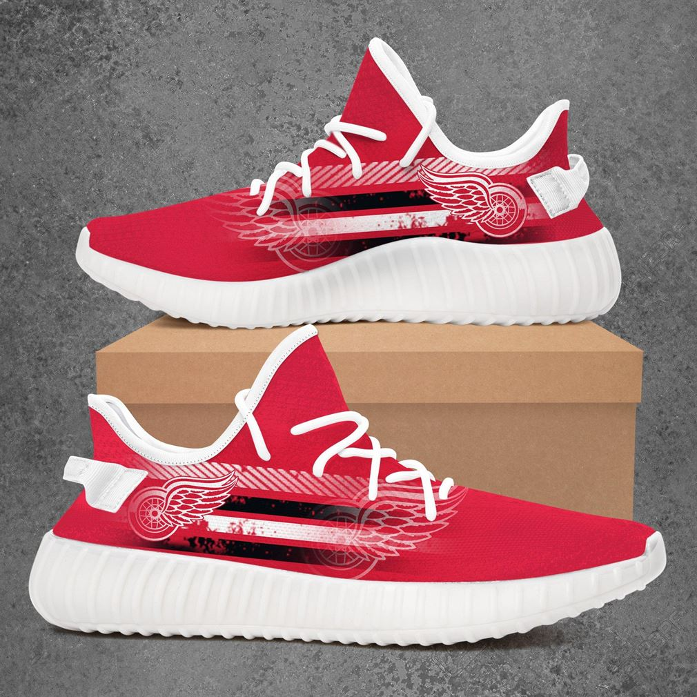 Detroit Red Wings Nfl Football Yeezy Sneakers Shoes