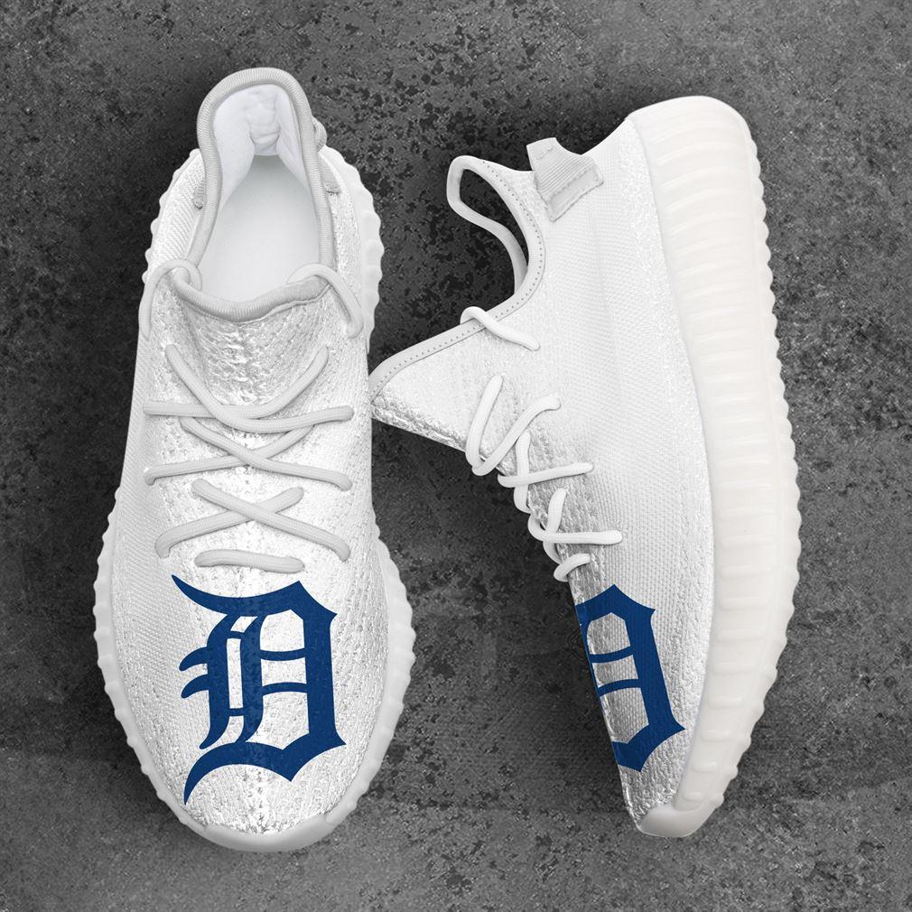 Detroit Tigers Mlb Sport Teams Yeezy Sneakers Shoes