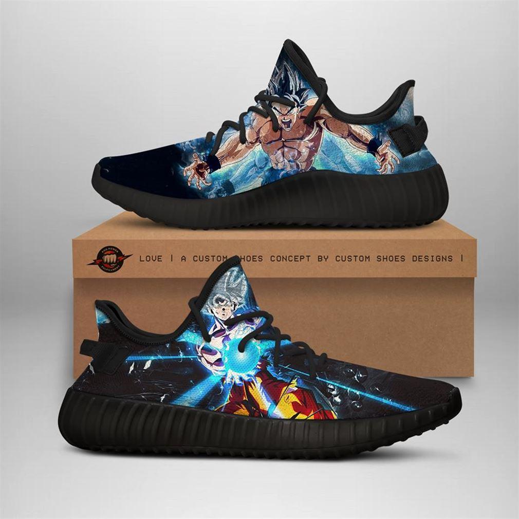Dragon Ball Yeezy Sneakers Shoes 2ks15