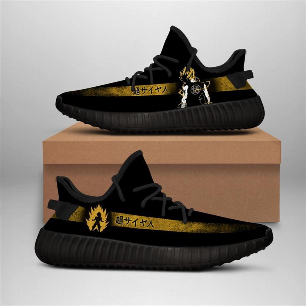 Dragon Ball Yeezy Sneakers Shoes Wrryo