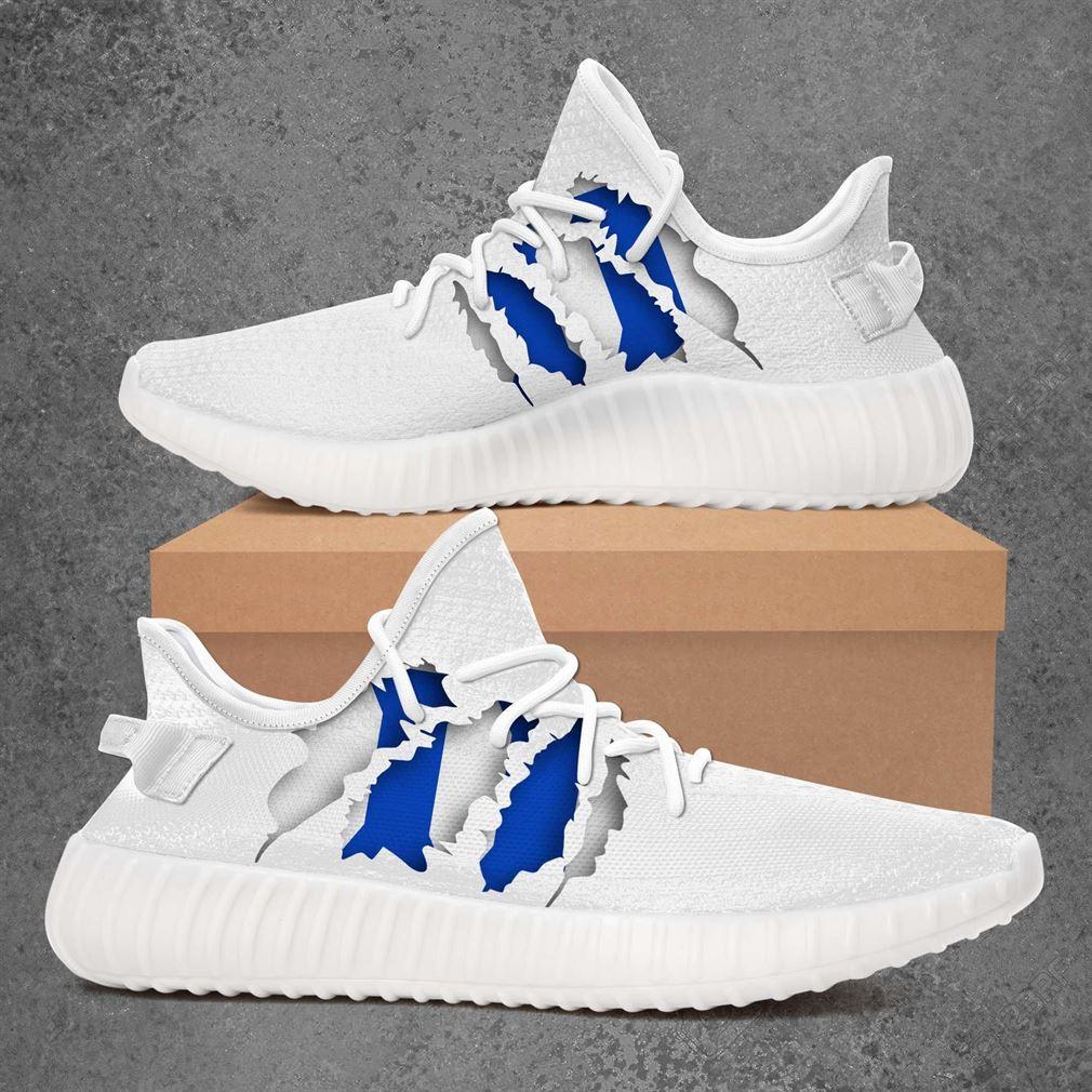 Duke Blue Devils Nhl Sport Teams Yeezy Sneakers Shoes