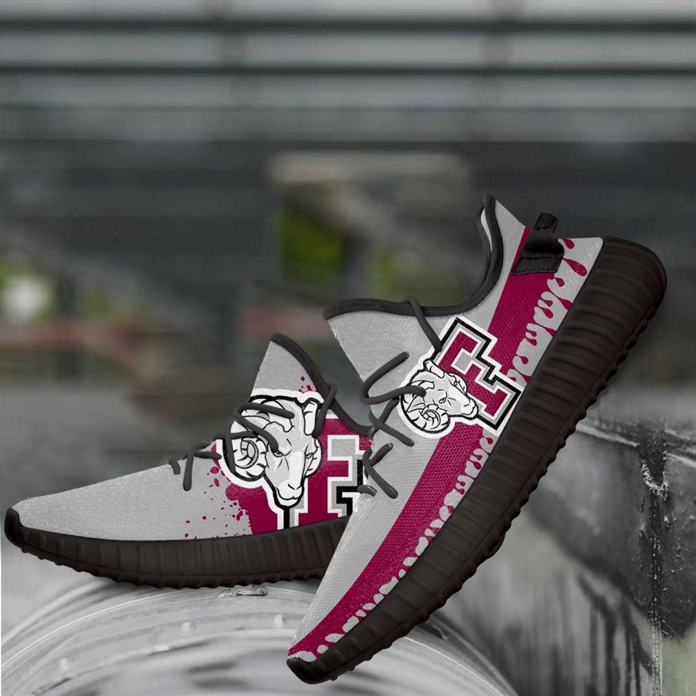 Fodham Rams Ncaa Yeezy Sneakers Shoes