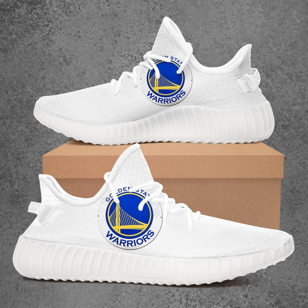 Golden State Warriors Nfl Football Yeezy Sneakers Shoes