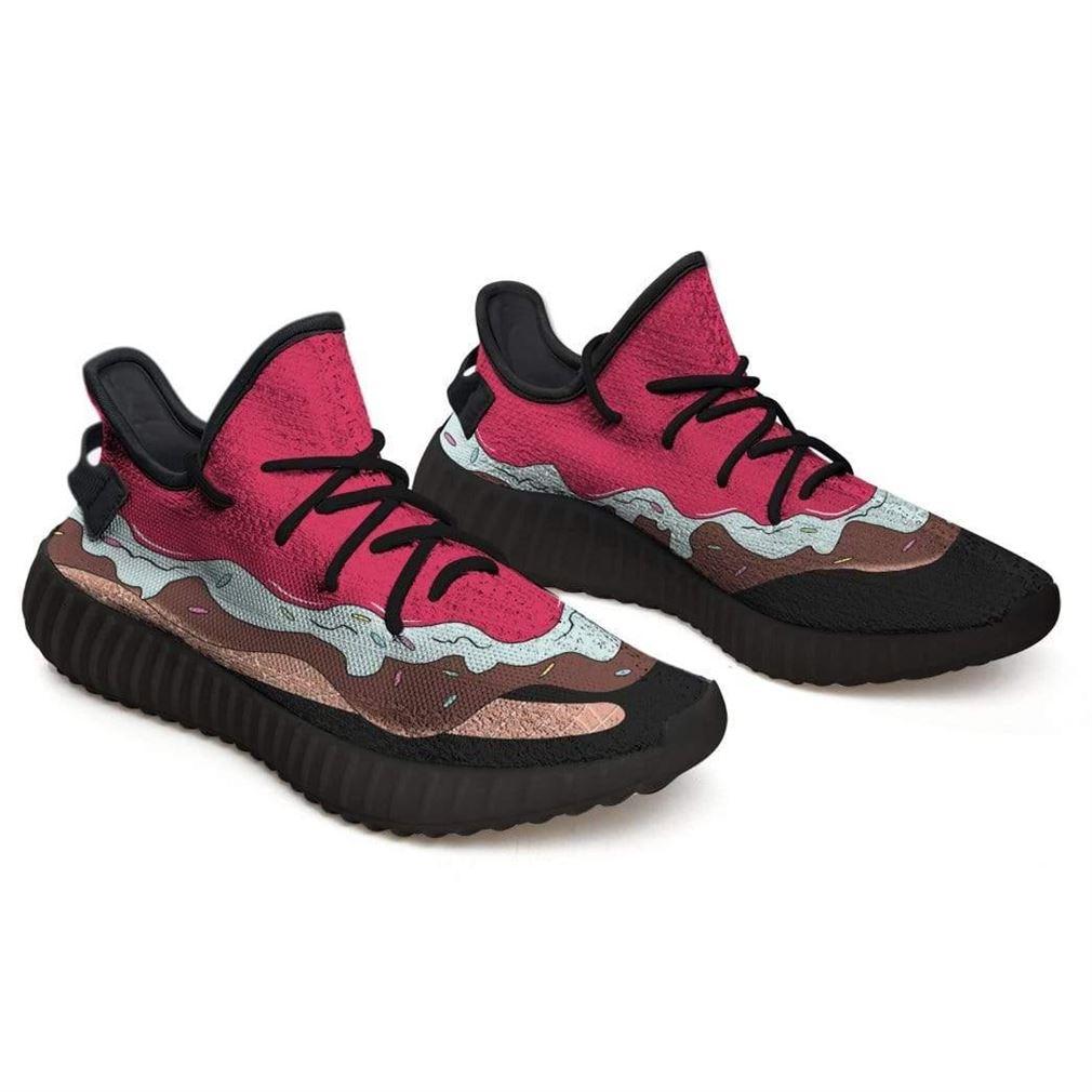 Ice Cream Yeezy Sneakers Shoes