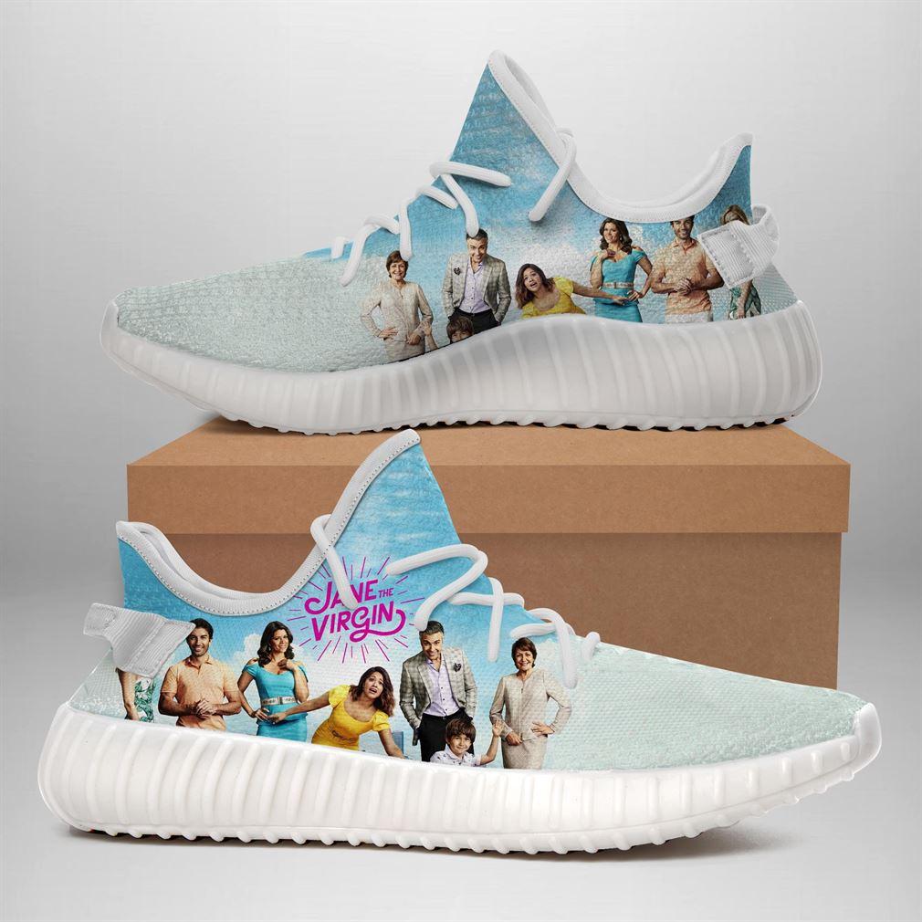 Jane The Virgin Movie Yeezy Sneakers Shoes