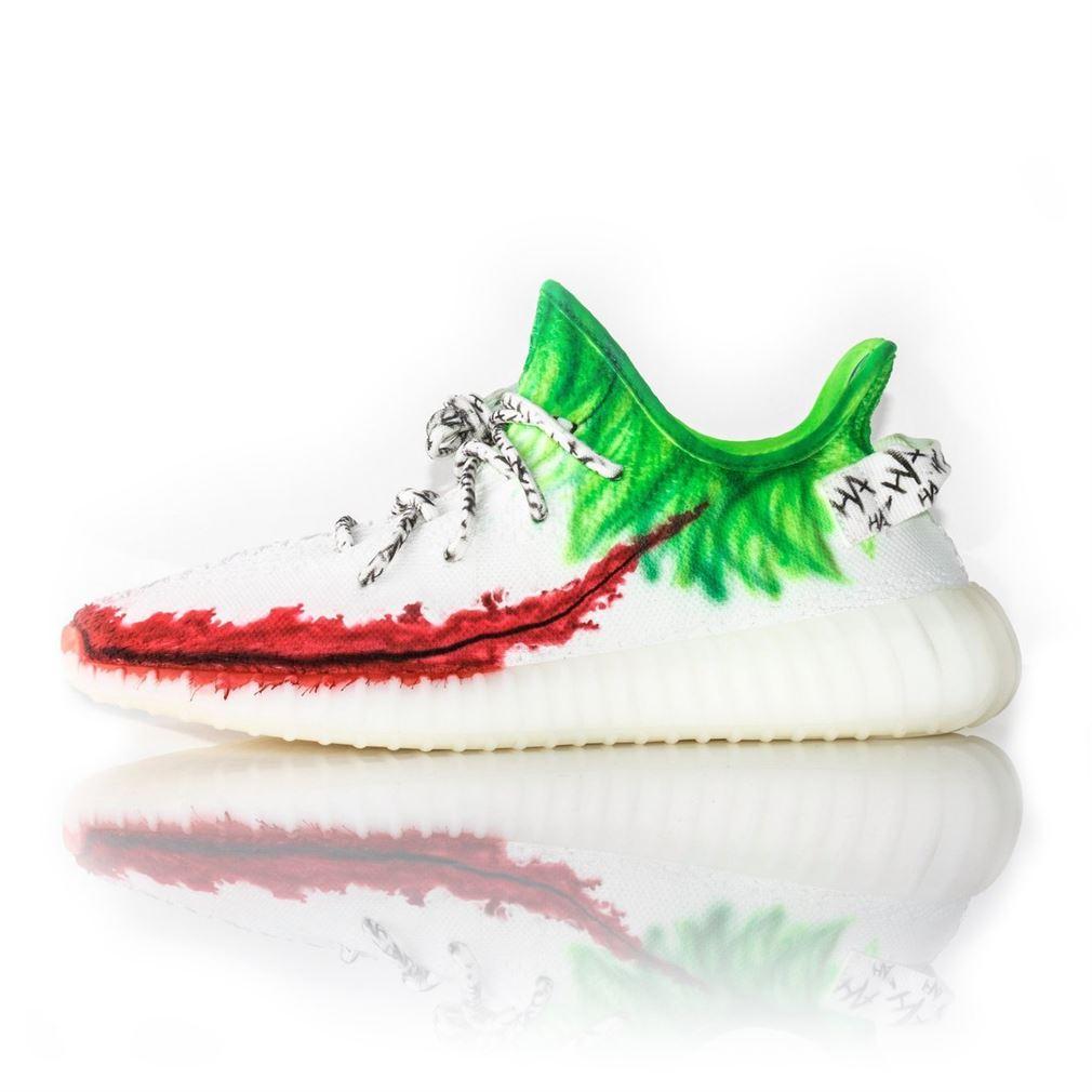 Joker Yeezy Sneakers Shoes
