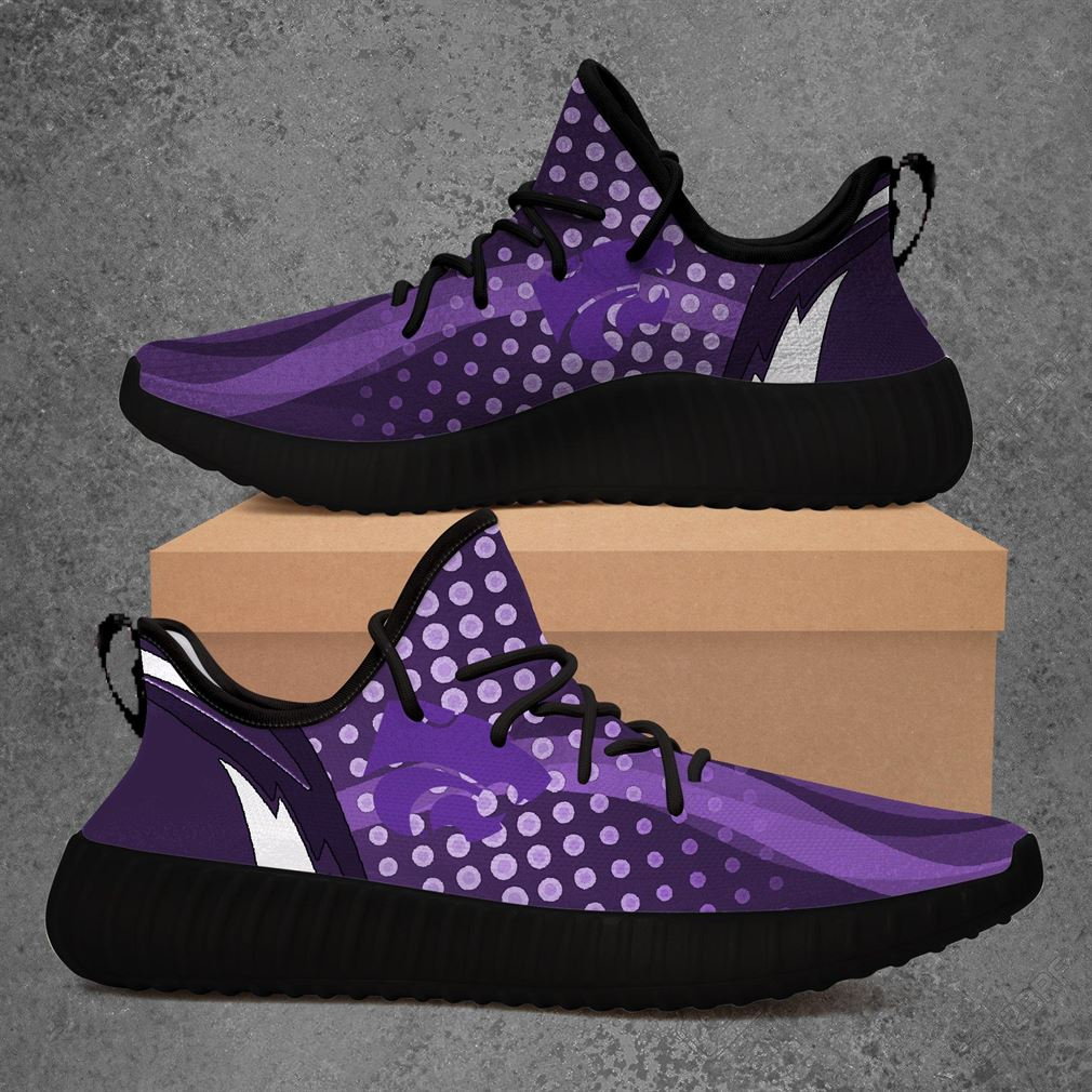 Kansas State Wildcats Ncaa Sport Teams Yeezy Sneakers Shoes