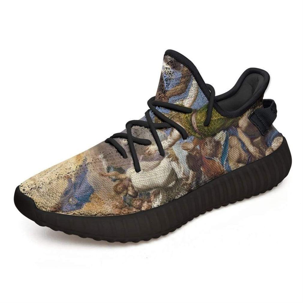 La Gloria Titian Yeezy Sneakers Shoes