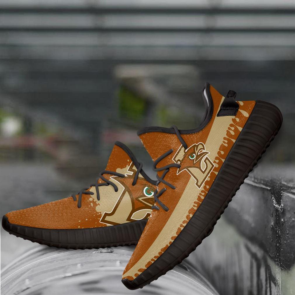 Lehigh Mountain Hawks Ncaa Yeezy Sneakers Shoes
