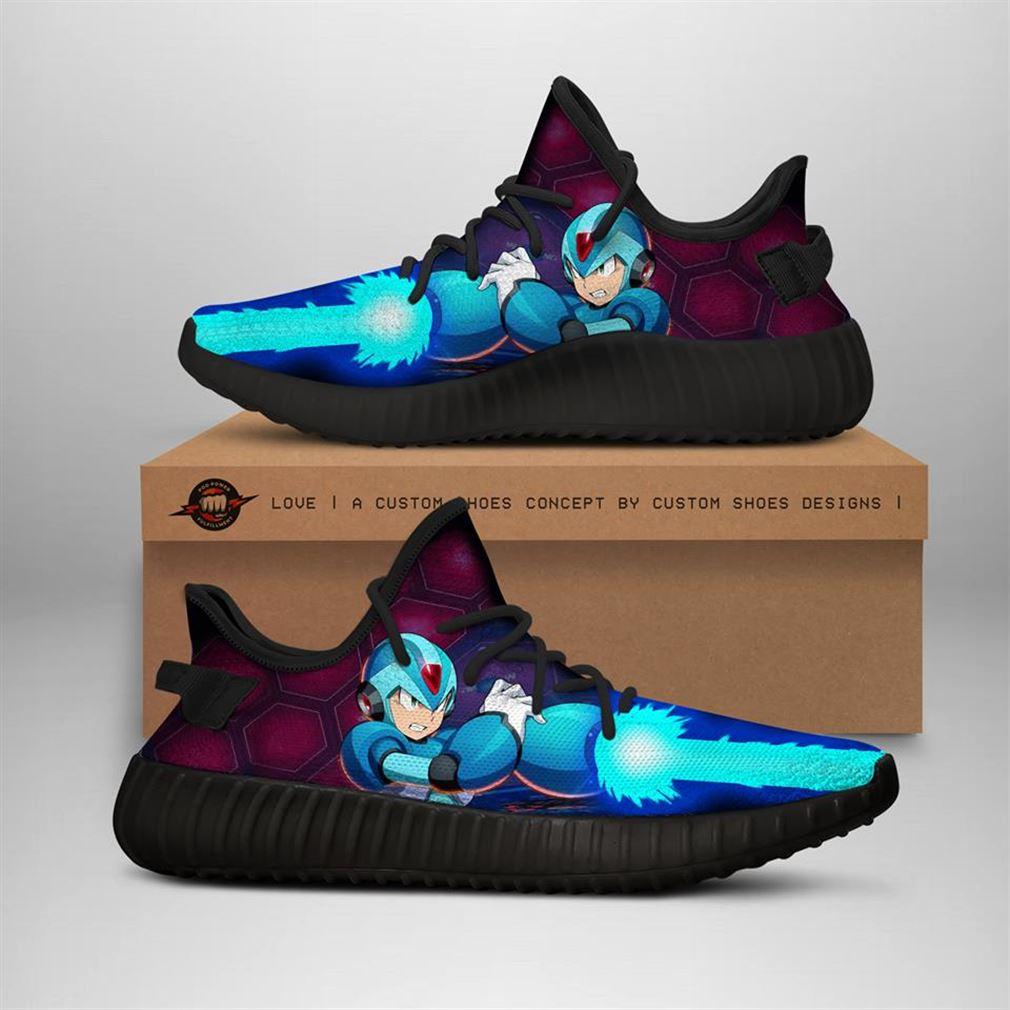 Mega Man Yeezy Sneakers Shoes