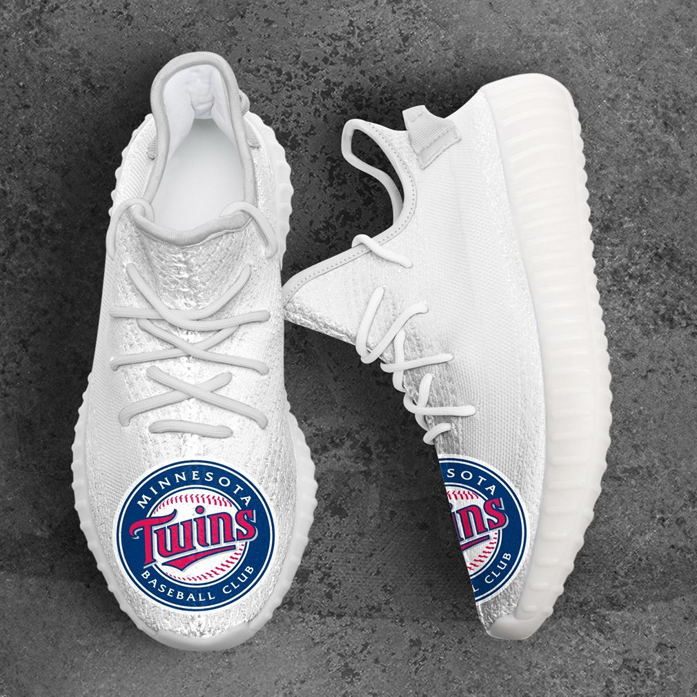 Minnesota Twins Mlb Sport Teams Yeezy Sneakers Shoes