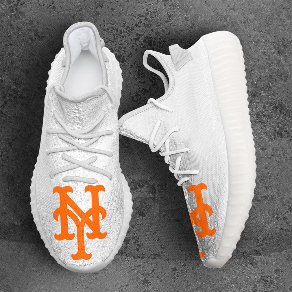 New York Mets Mlb Sport Teams Yeezy Sneakers Shoes
