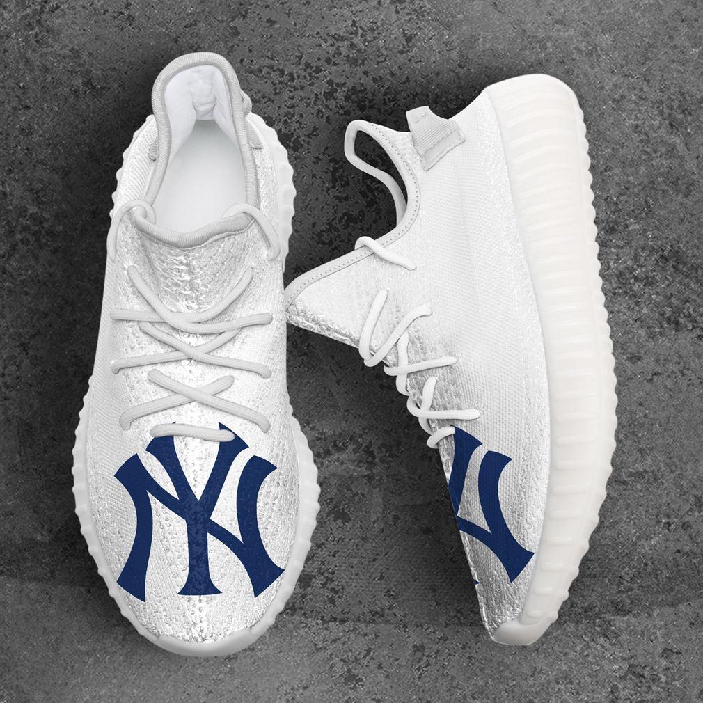 New York Yankees Mlb Sport Teams Yeezy Sneakers Shoes