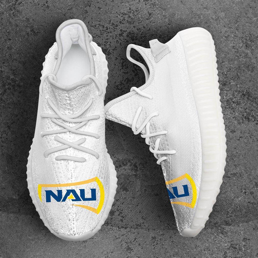 Northern Arizona Lumberjacks Ncaa Sport Teams Yeezy Sneakers Shoes