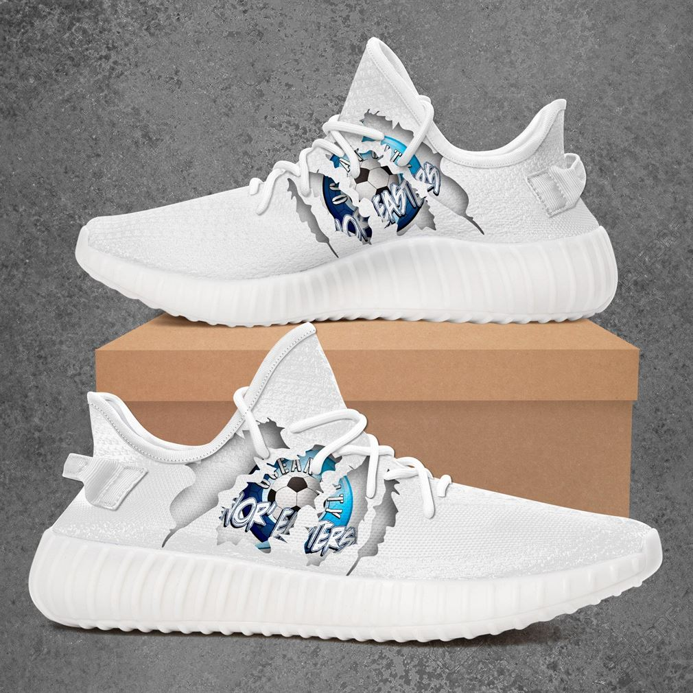 Ocean City Noreasters Usl League Two Sport Teams Yeezy Sneakers Shoes White