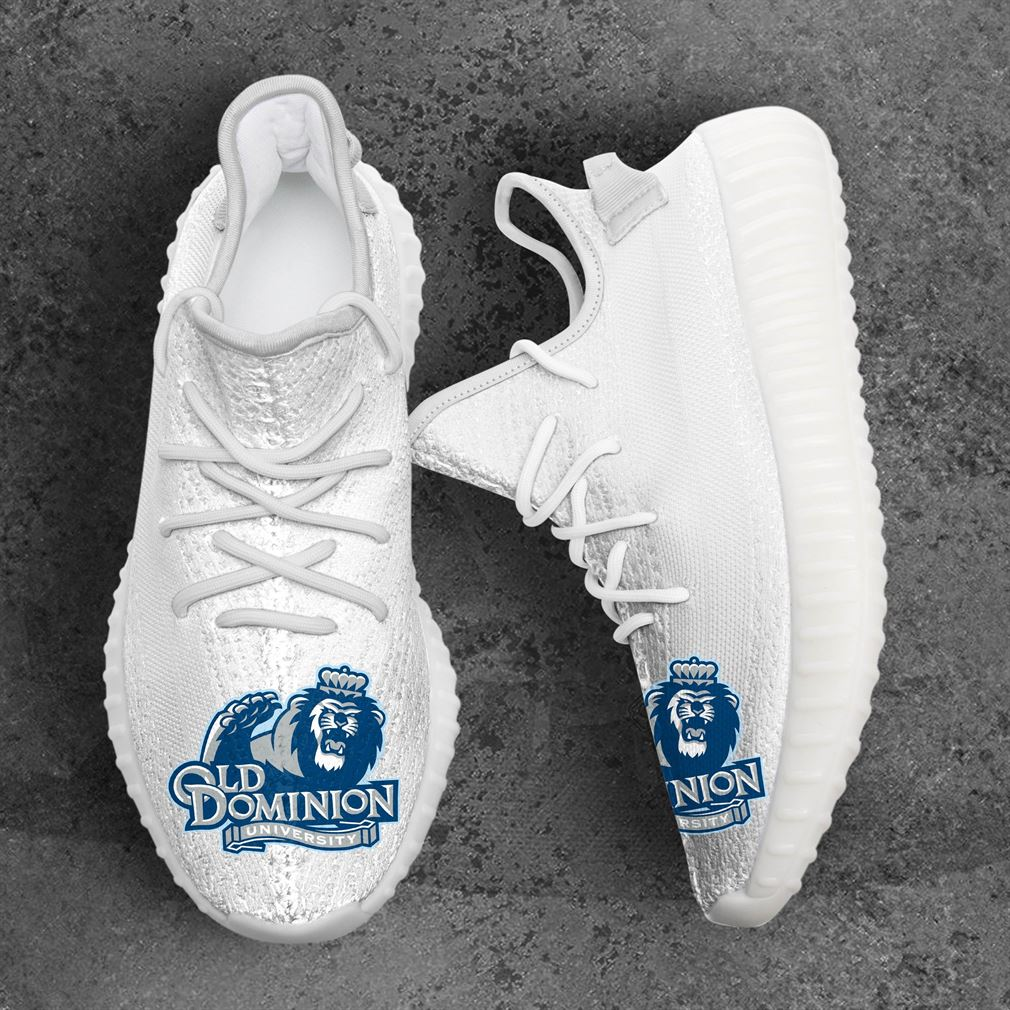 Old Dominion Monarchs Ncaa Sport Teams Teams Yeezy Sneakers Shoes