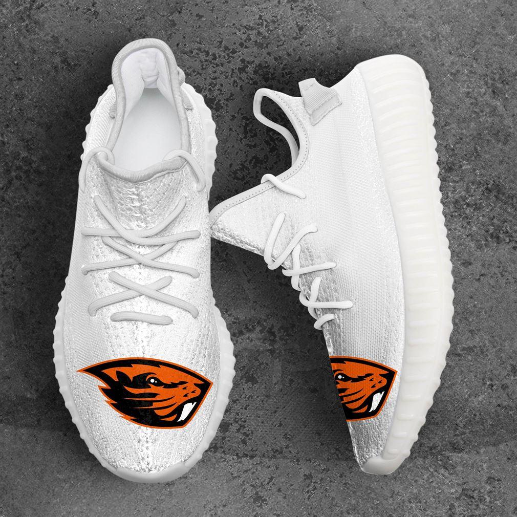 Oregon State Beavers Ncaa Sport Teams Yeezy Sneakers Shoes