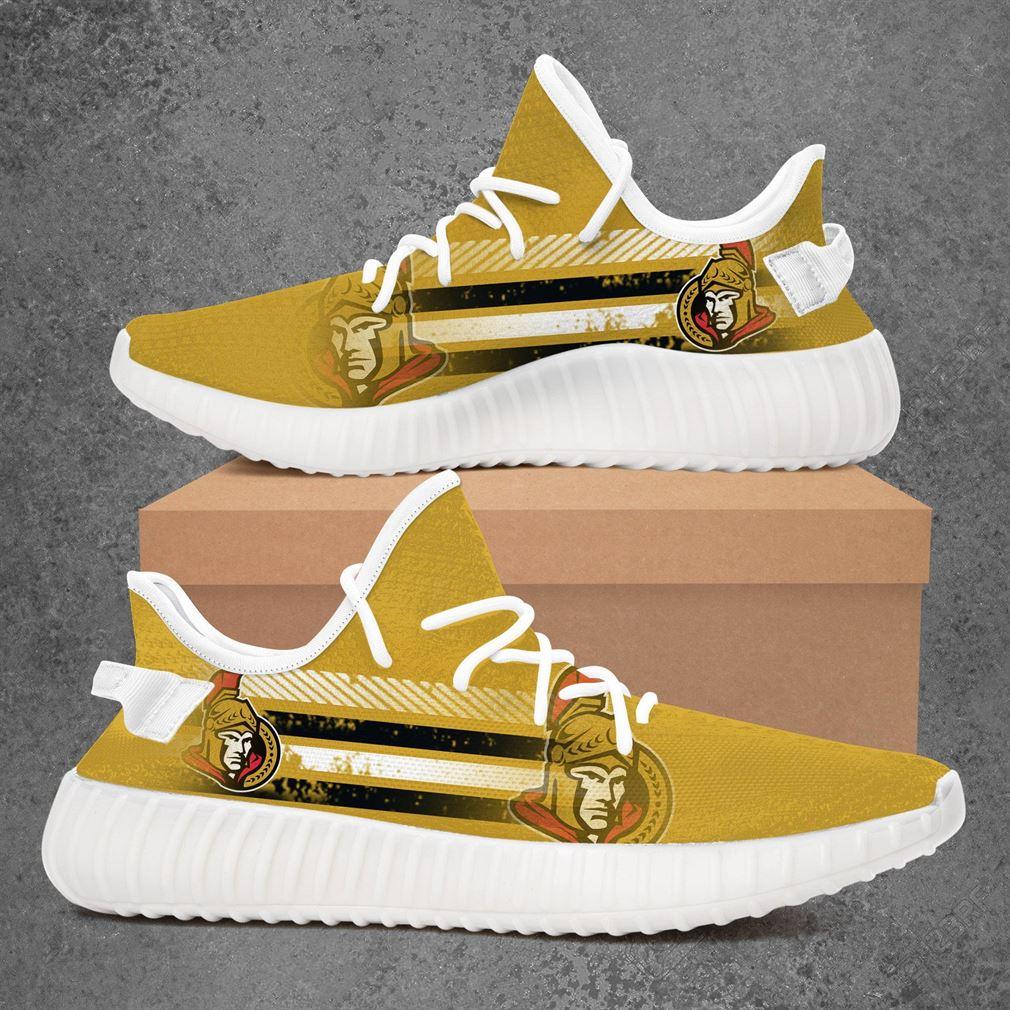 Ottawa Senators Nfl Football Yeezy Sneakers Shoes