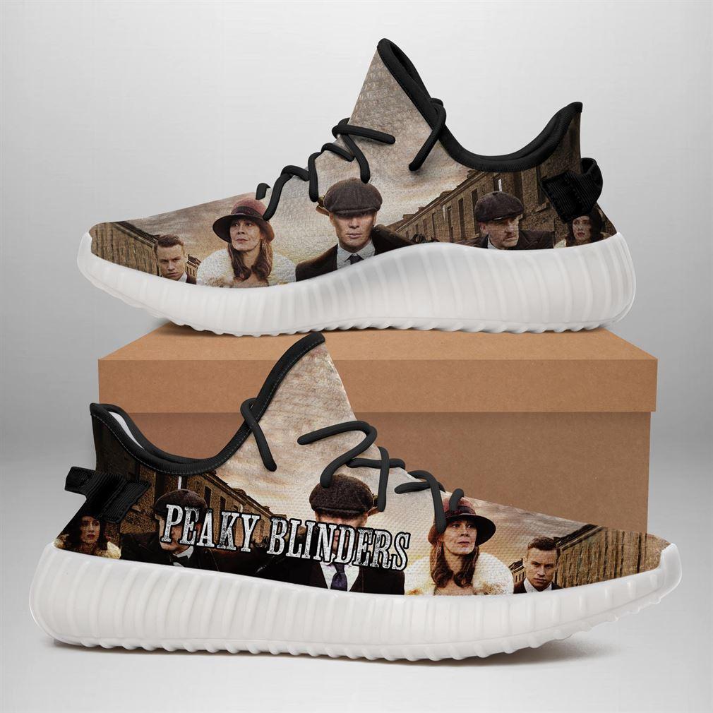 Peaky Blinders Yeezy Sneakers Shoes