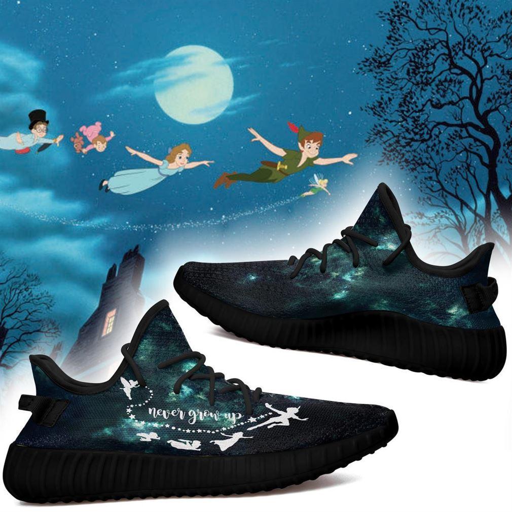 Peter Pan Yeezy Sneakers Shoes