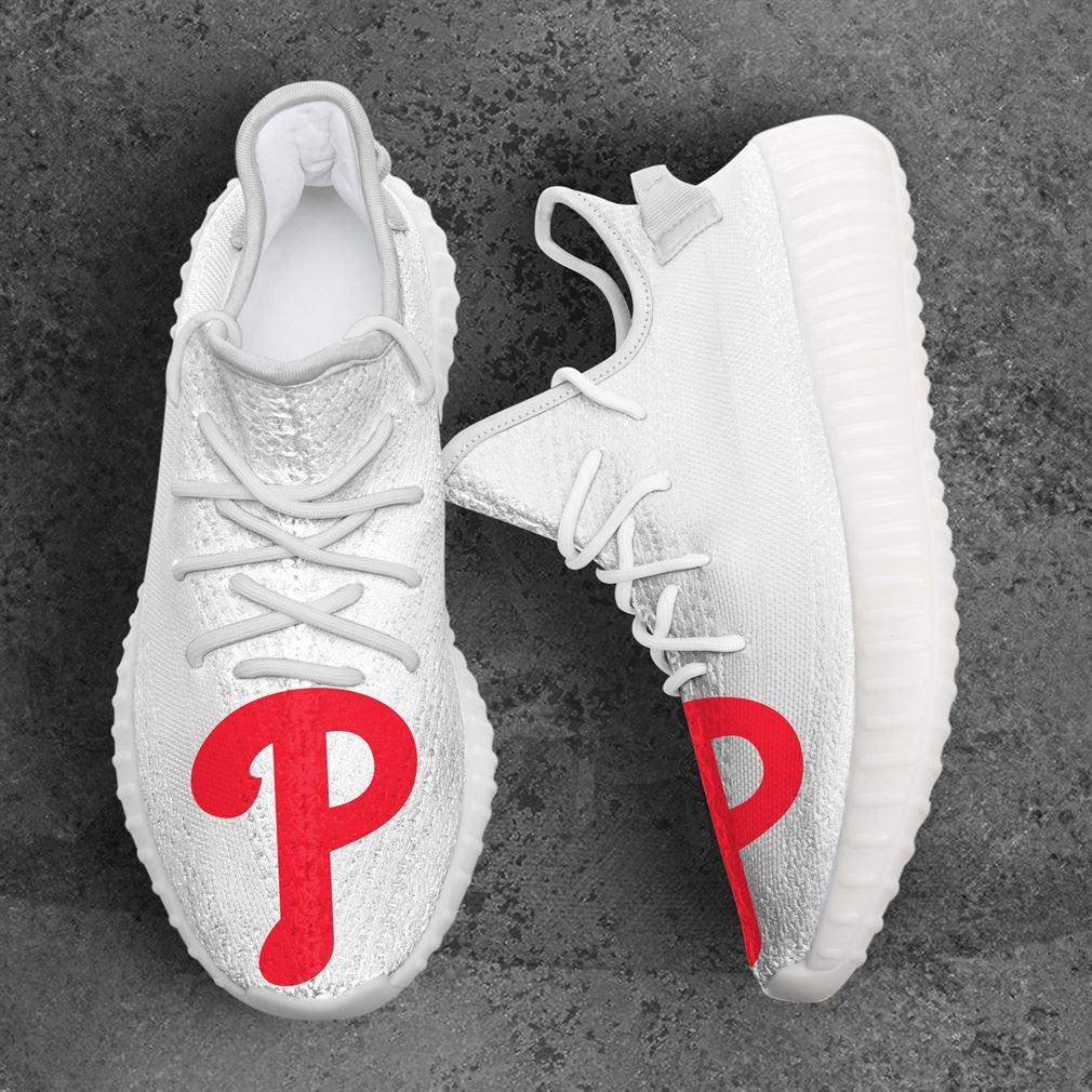 Philadelphia Phillies Mlb Sport Teams Yeezy Sneakers Shoes
