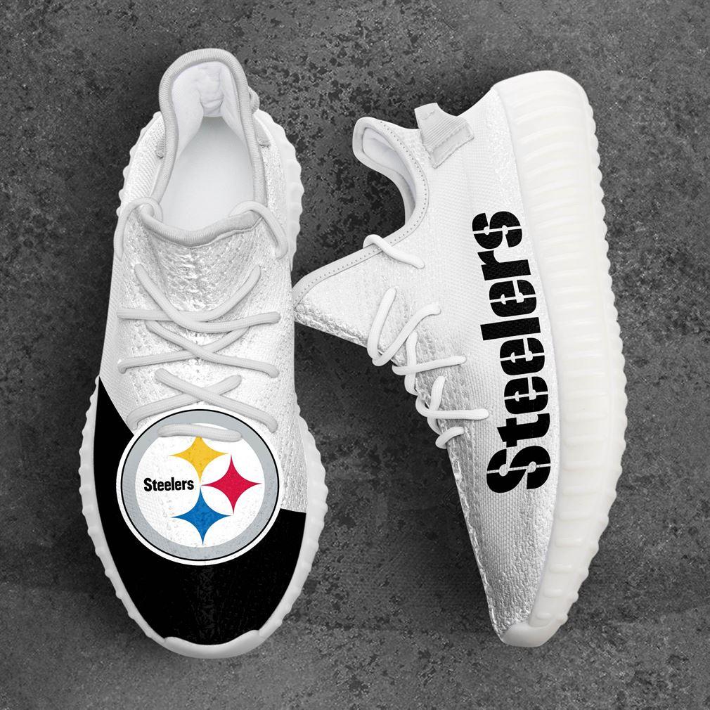 Pittsburgh Steelers Nfl Sport Teams Yeezy Sneakers Shoes