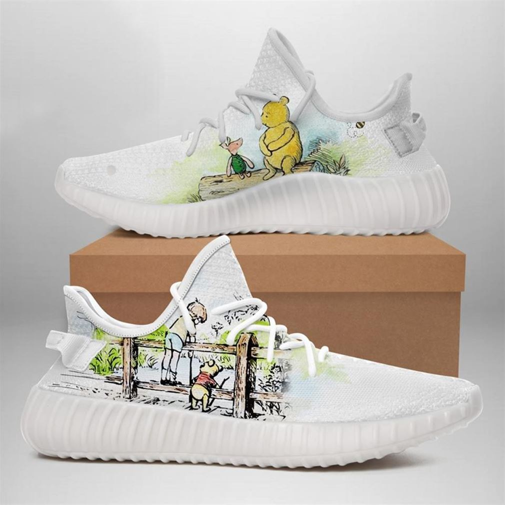 Pooh Yeezy Sneakers Shoes