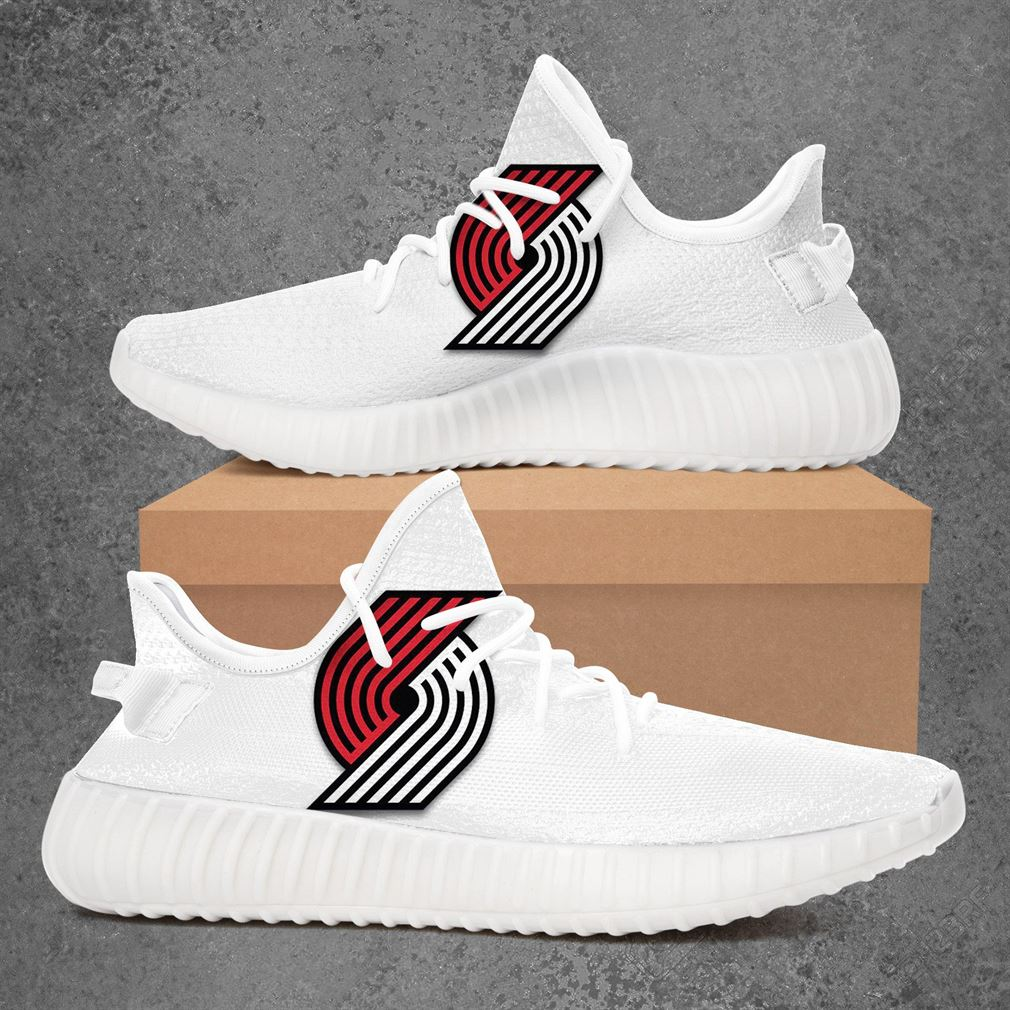Portland Trail Blazers Nfl Football Yeezy Sneakers Shoes