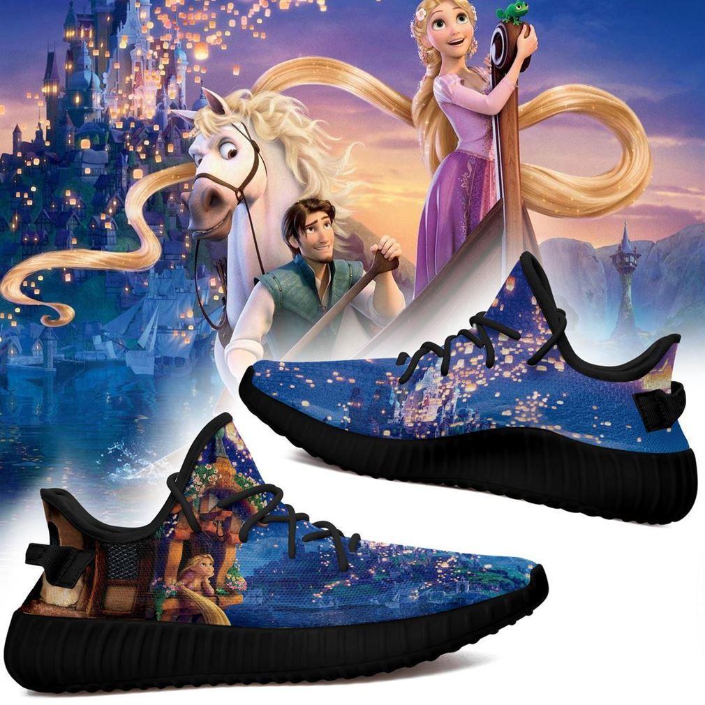Rapunzel Yeezy Sneakers Shoes