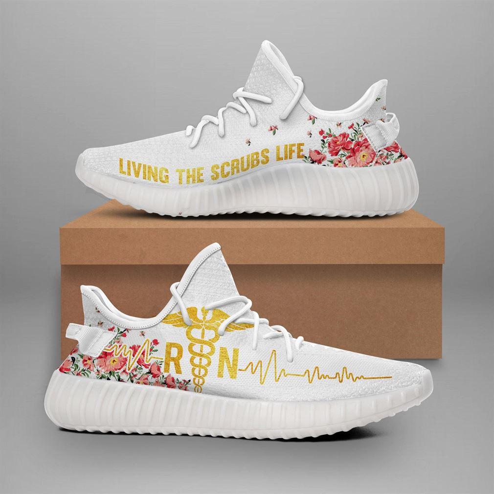 Registered Nurse 1 Runing Yeezy Sneakers Shoes