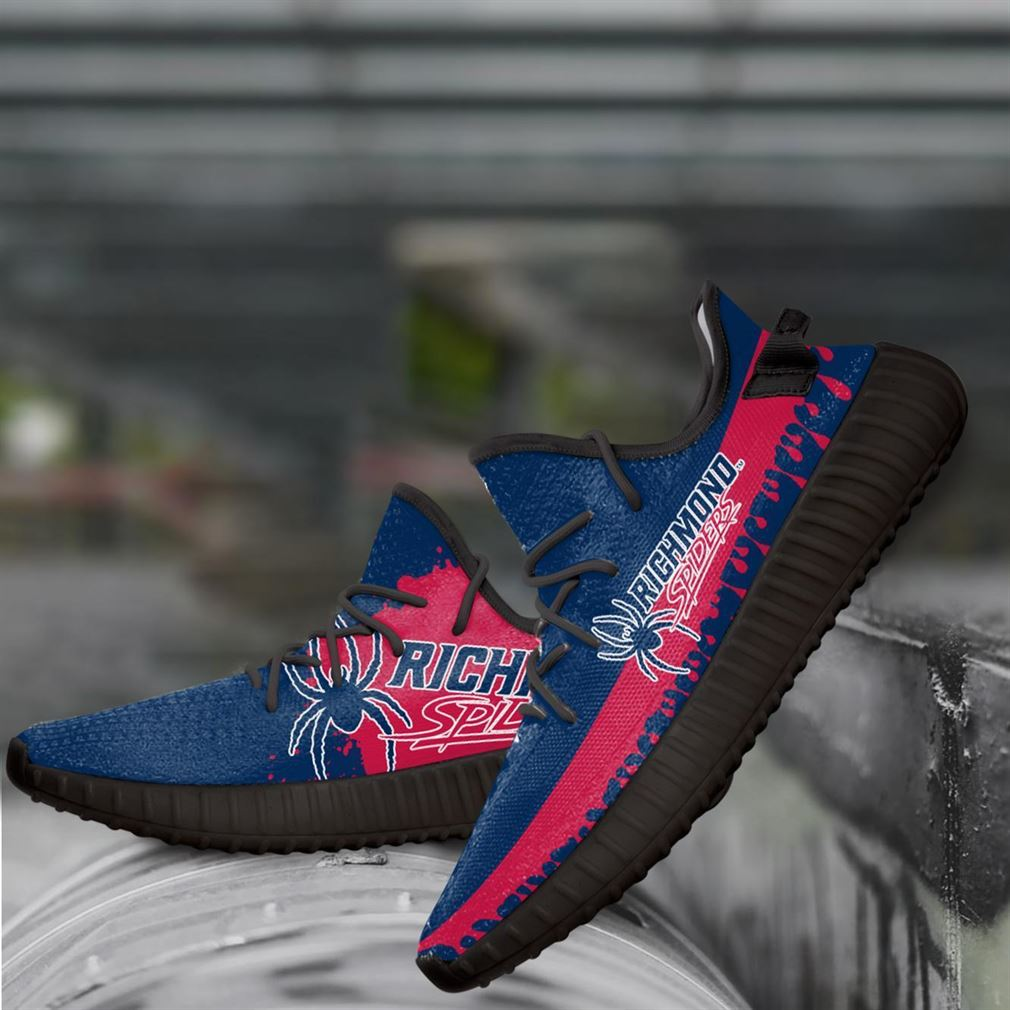 Richmond Spiders Ncaa Yeezy Sneakers Shoes
