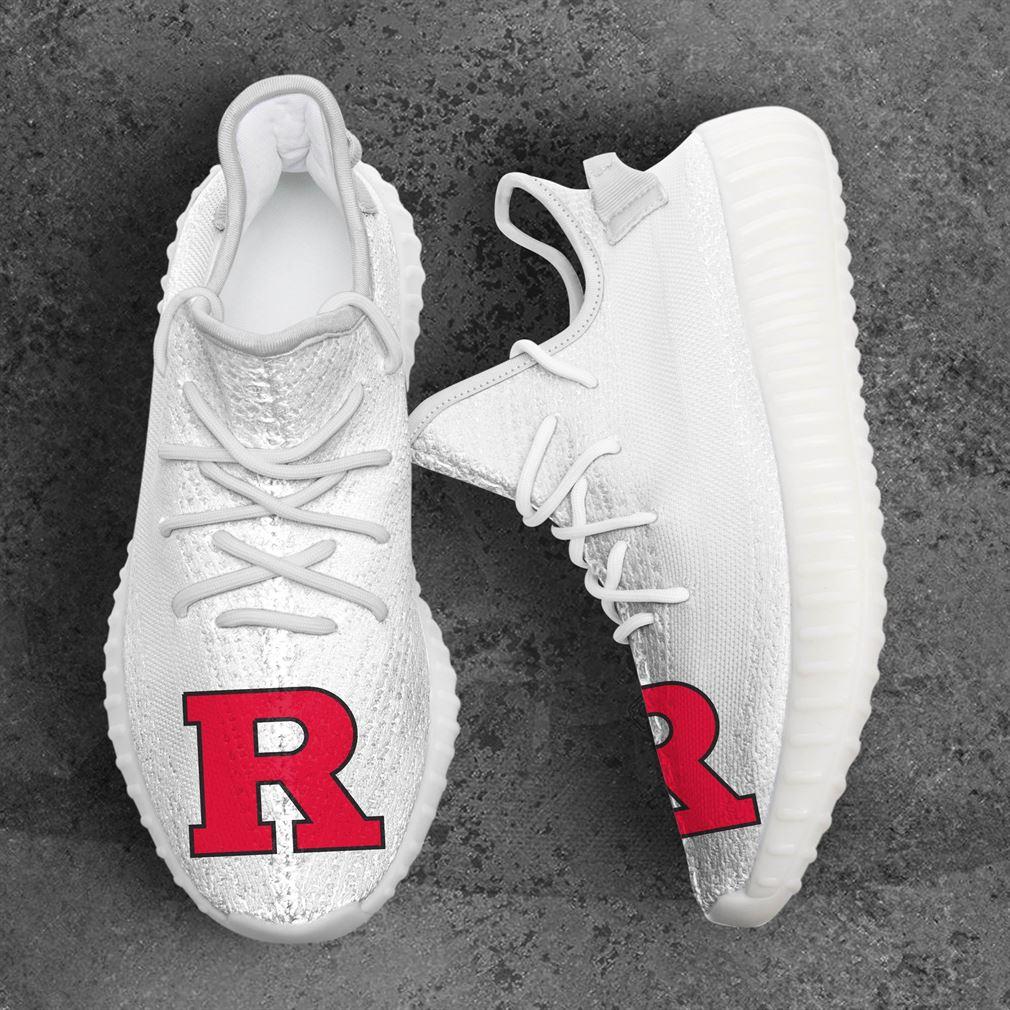 Rutgers Scarlet Knights Ncaa Sport Teams Yeezy Sneakers Shoes